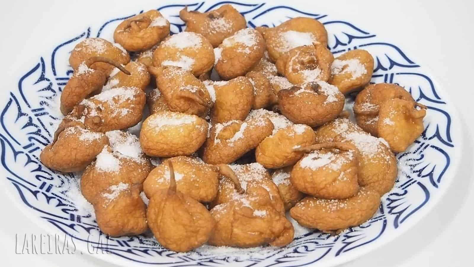 Sweet fritters