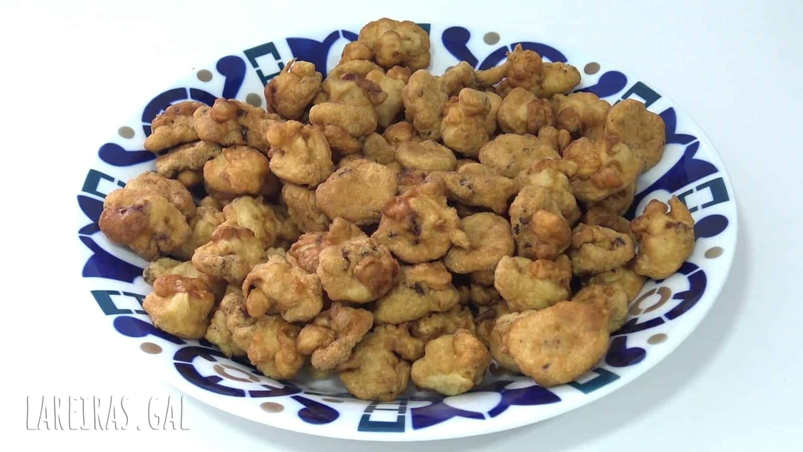 Veal Chulas - Fritters